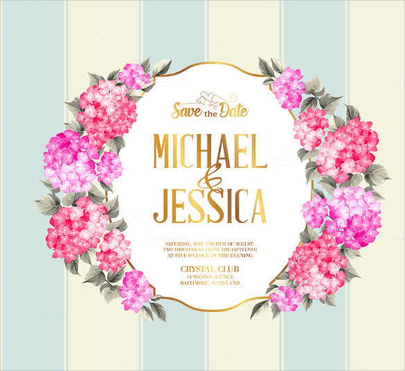 sample wedding labels template