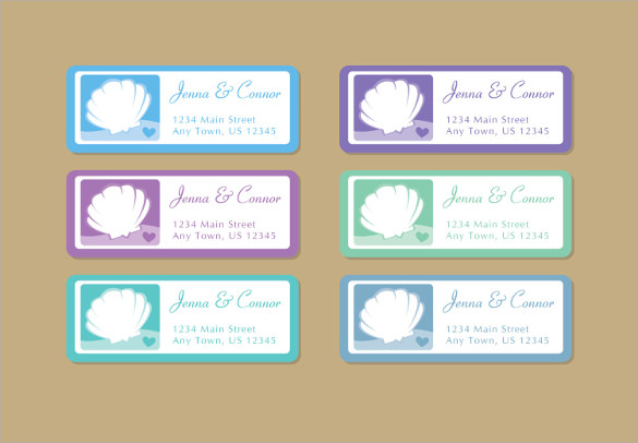 20 wedding labels templates sample templates. Black Bedroom Furniture Sets. Home Design Ideas
