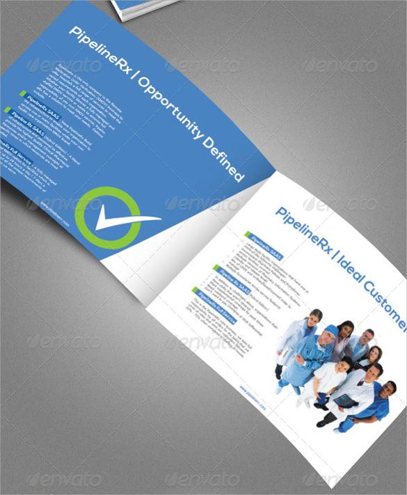 medical brochure design1
