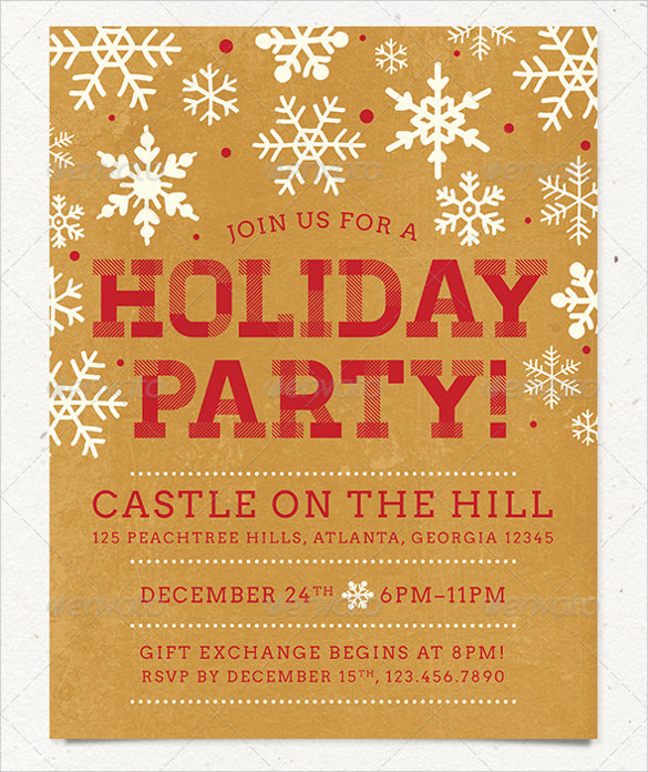amazing holiday party flyer templates 21 download documents in vector eps psd sample templates. Black Bedroom Furniture Sets. Home Design Ideas
