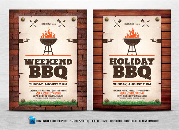Amazing Holiday Party Flyer Template - 9+ Download Documents In ...