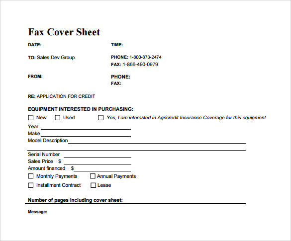 13 sample business fax cover sheets sample templates business fax cover sheet template wajeb Images