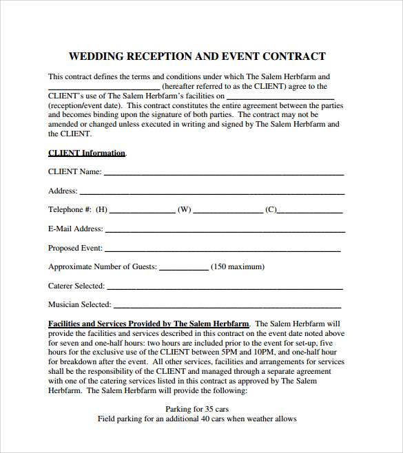 wedding itinerary template1
