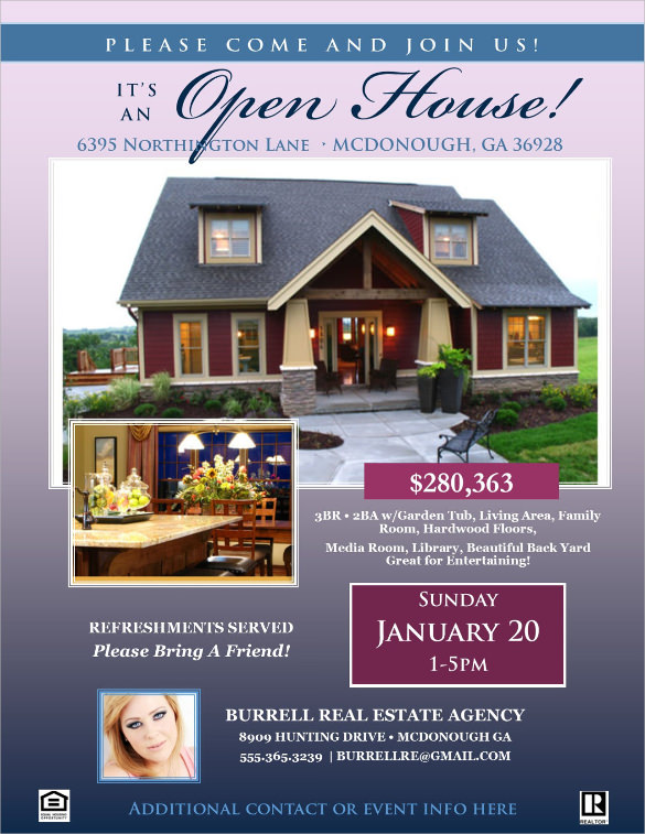 House for Sale Flyer Template 12 Download Free Documents In – House for Sale Flyer Template