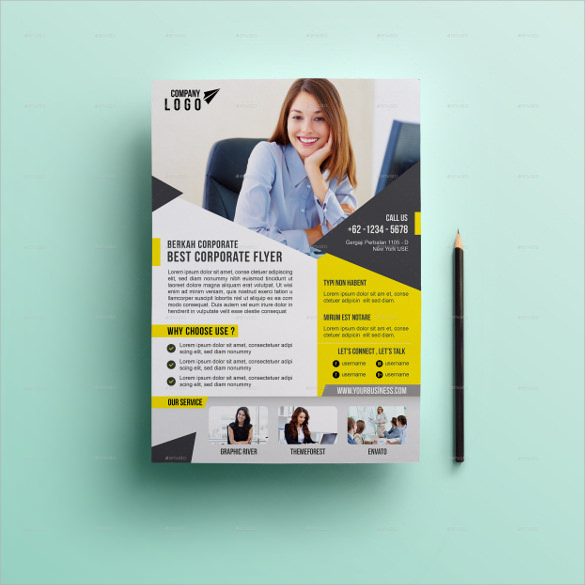 Free Marketing Flyer Templates Trattorialeondoro
