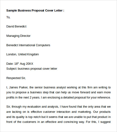 business sample cover letter example1