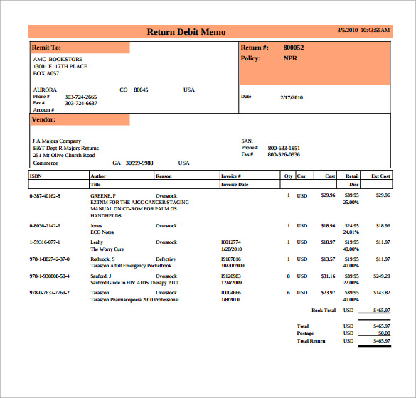 Authorization to Debit Account  Template amp Sample Form