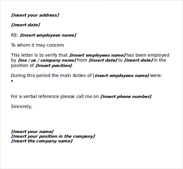 Sample certificate of employment template word certificate template 11 samples examples format sample yadclub Images