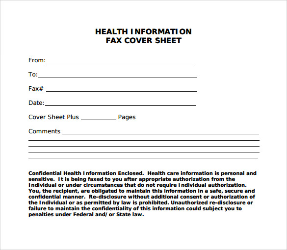 downloadable fax cover sheet