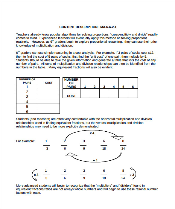 Doc12241584 Horizontal Multiplication Facts Worksheets 100 – Horizontal Multiplication Facts Worksheets