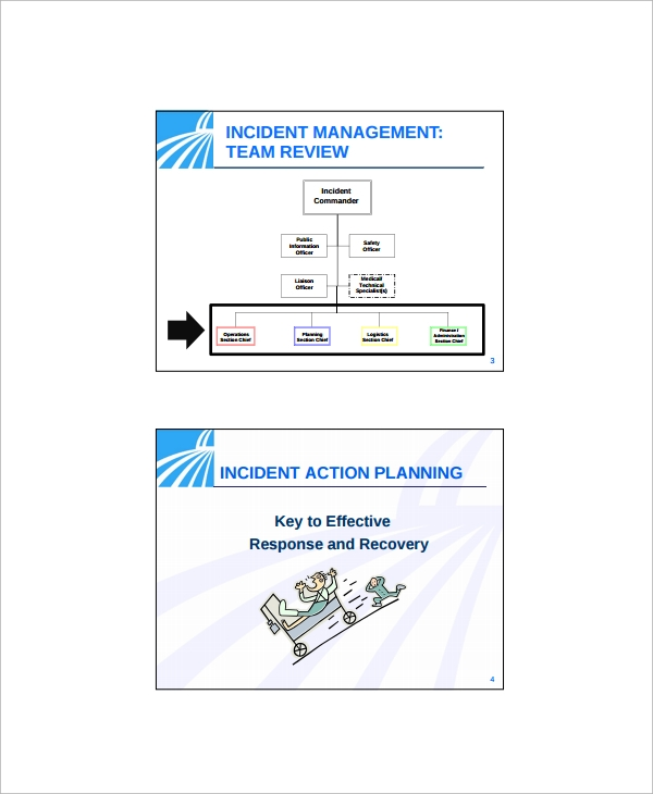 Incident Action Plan Template Nims
