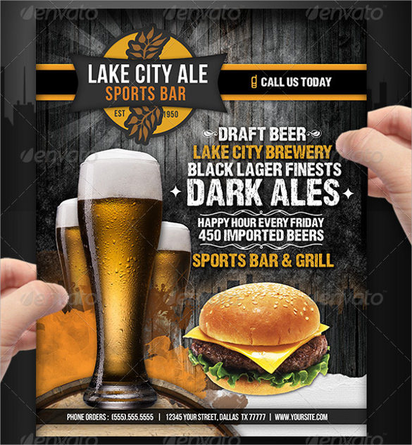 Free Download Templates For Sports Bar 15
