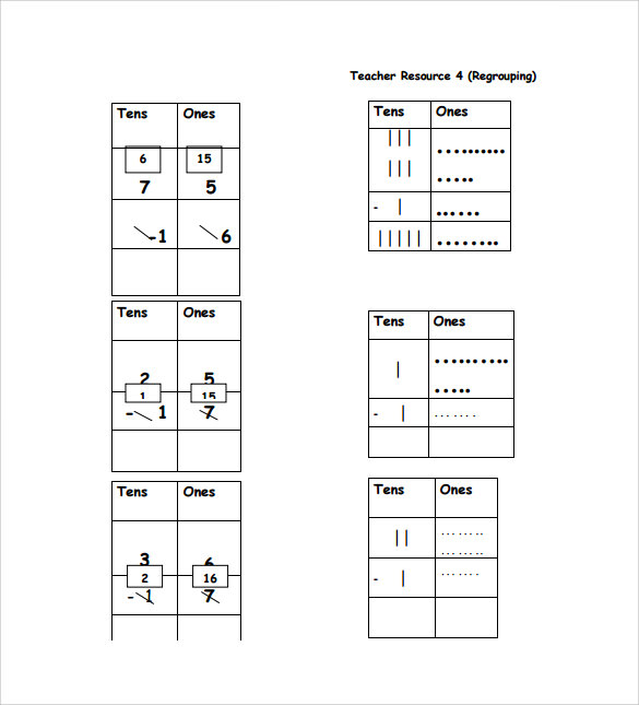 Subtraction Worksheets Horizontal Subtraction Worksheets For – Vertical Subtraction Worksheets