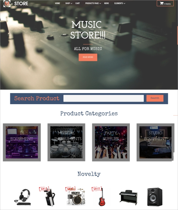 Multi Purpose Radio Station WordPress Template