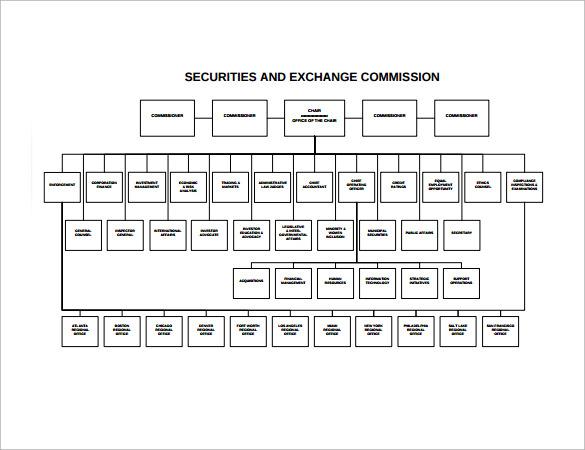 organization chart pdf