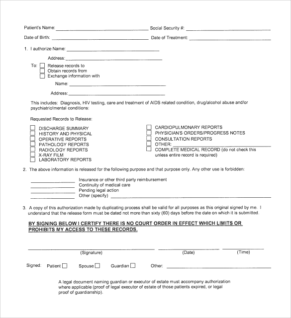 Ups Signature Release Form - 9+ Download Free Documents In Pdf