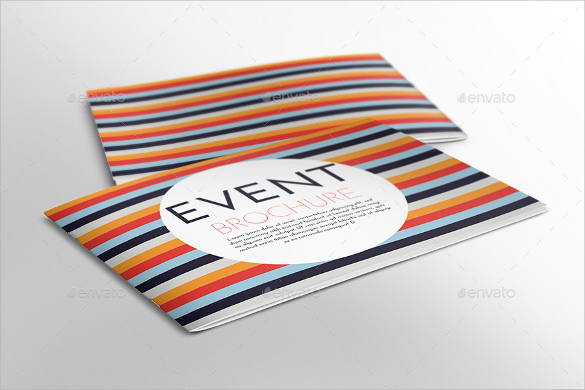 awesome event brochure template1
