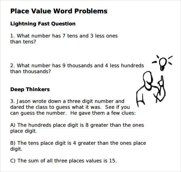 Four Ways to Write a Number (written, expanded, and standard form ...