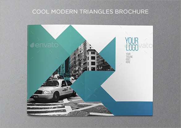 cool brochure templates - 19 modern brochure designs sample templates
