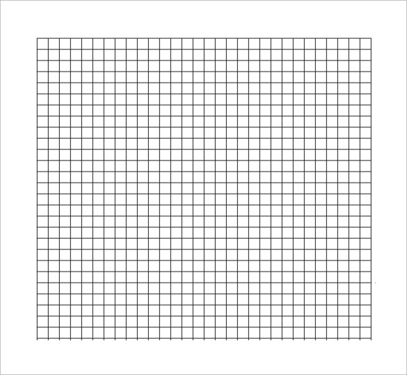 Sample Cross Stitch Graph Paper   Free Documents In Pdf