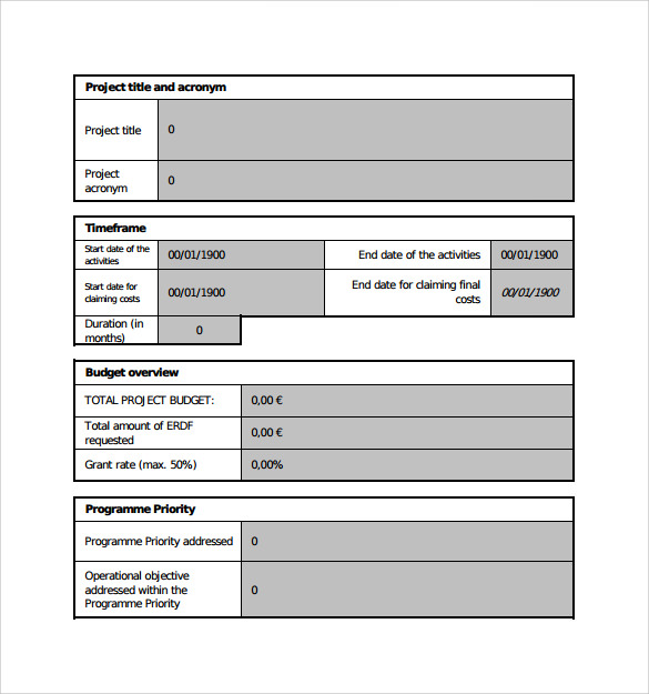 project closure process template free printable