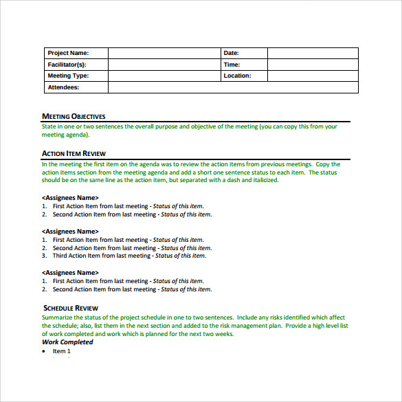 fine action item log template adornment example resume templates