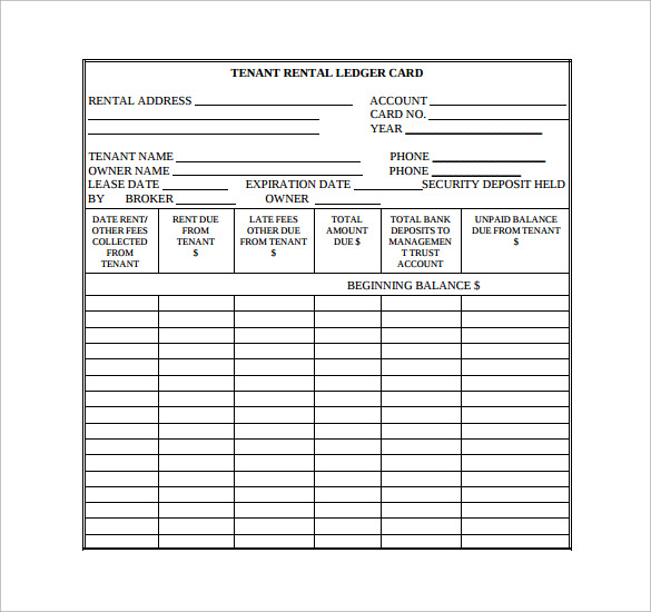 rent ledger template excel narco penantly co