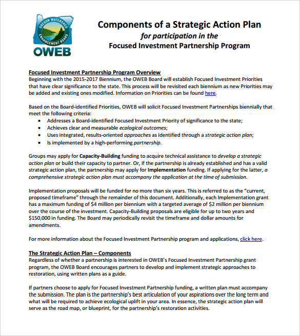 word strategic plan - tvsputnik.tk