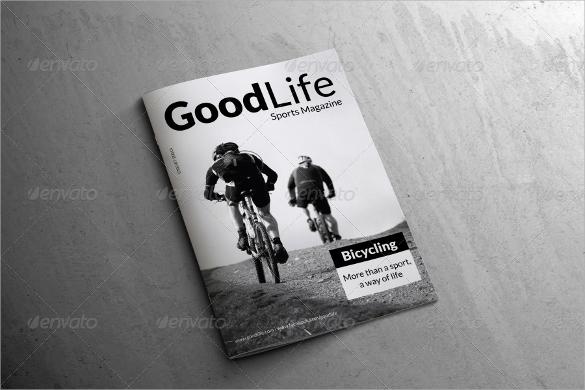 best sports brochure