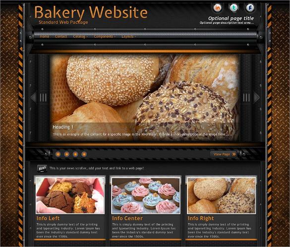 20  Bakery WordPress Themes   Templates Free   Premium Templates DcKsan6N