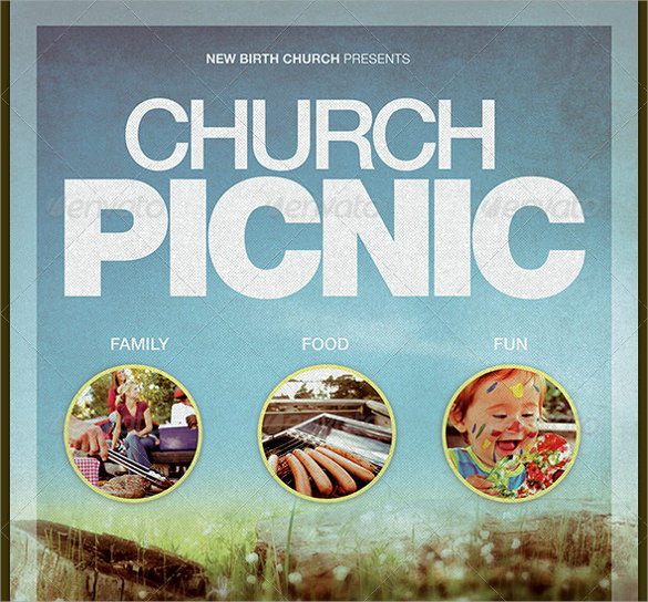21+ Picnic Flyer Templates | Sample Templates
