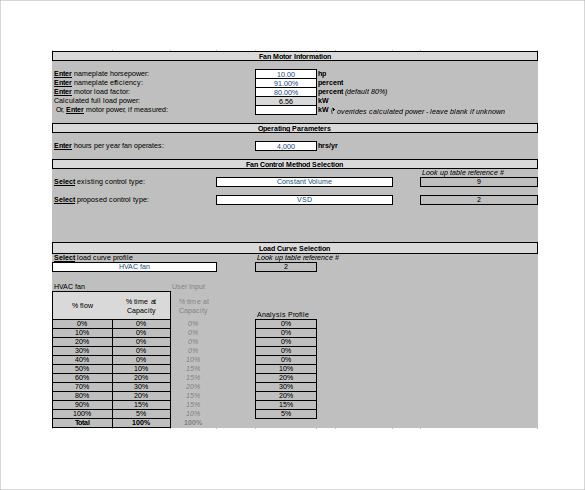 Sample Savings Account Calculator   Documents In Pdf Excel