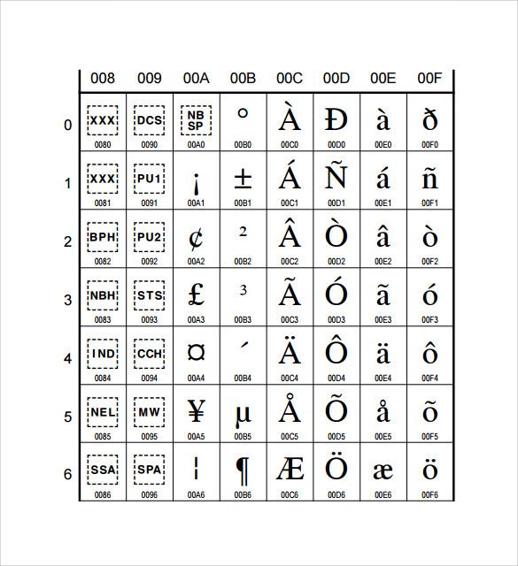 Free Spanish Alphabet Chart Jpg