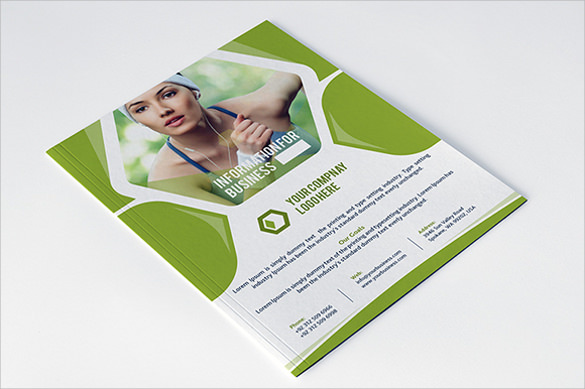 awesome corporate multipurpose flyer templates