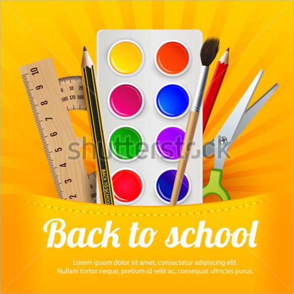 best back to school flyer templates download