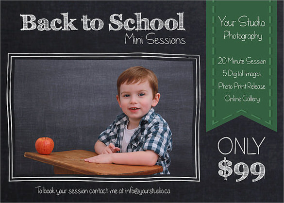 spectacular back to school flyer templates