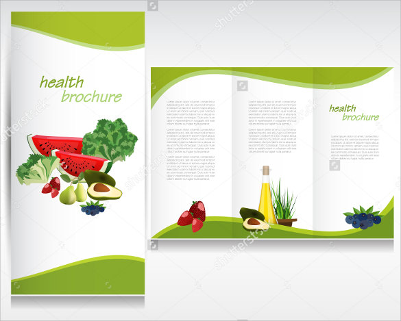 Health Brochures  Psd Vector Eps