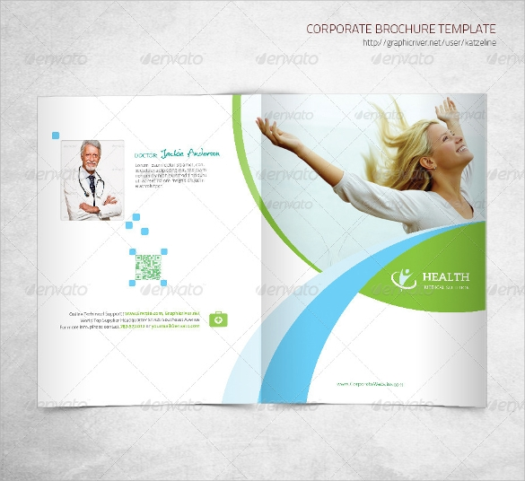 20 health brochures sample templates for Medical brochure templates