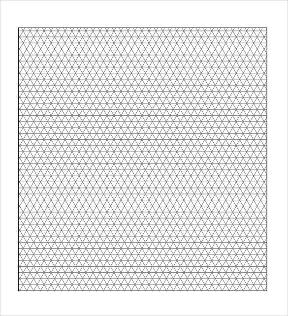 3d graph paper free pdf template download