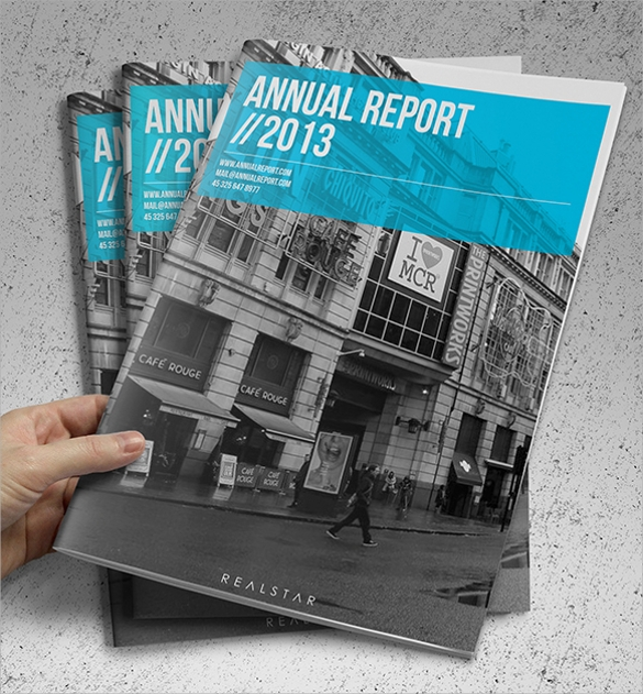 wondrous annual report brochure download
