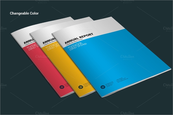 Awesome Annual Report Brochure 20 Download In Vector EPS PSD JPPqe6WK
