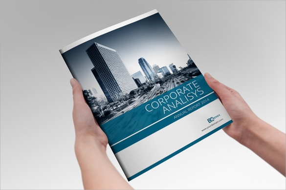 best annual report brochure download