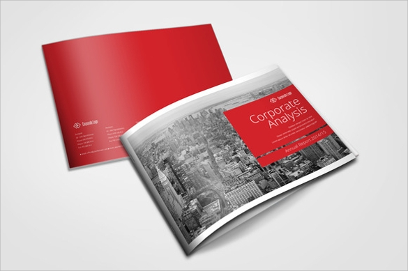 fabulous annual report brochure download