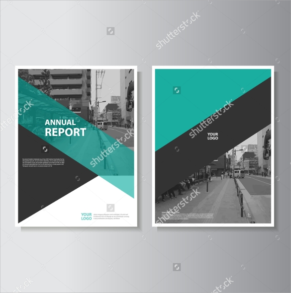 dazzling annual report brochure download