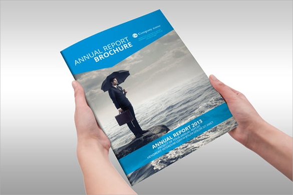 beautiful annual report brochure download