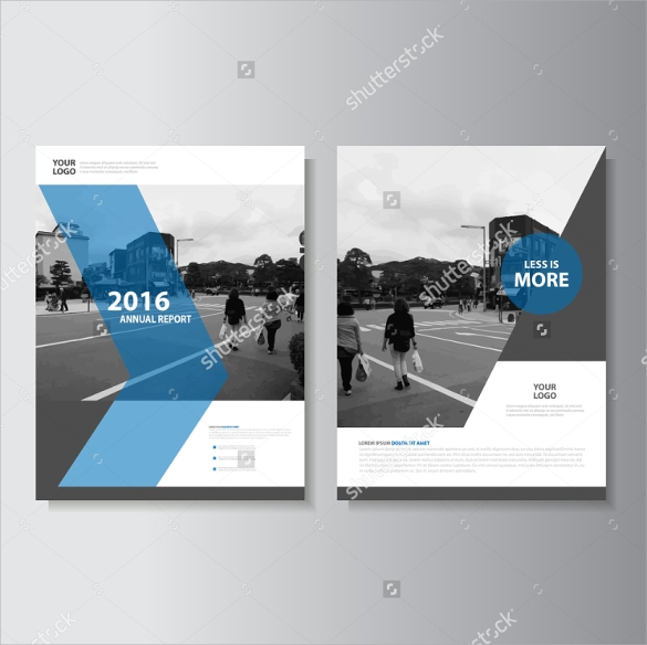creative annual report brochure download