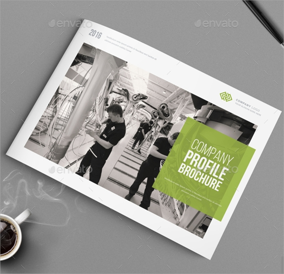 attractive annual report brochure download