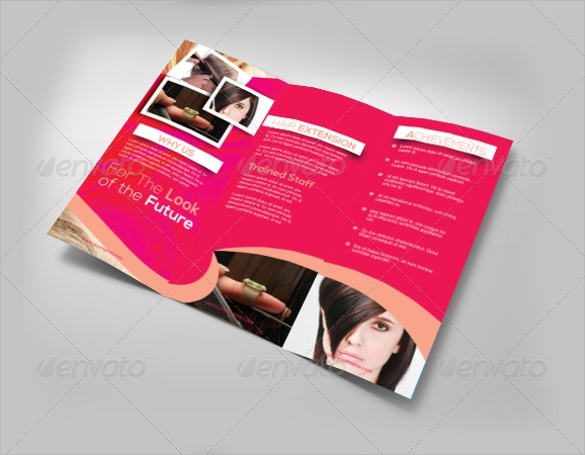 16 fashion design brochures sample templates for Attractive brochure designs