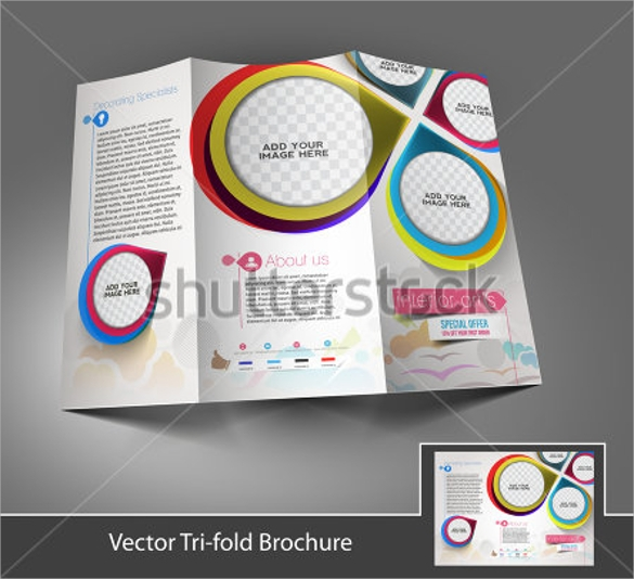 interior design brochure template free download