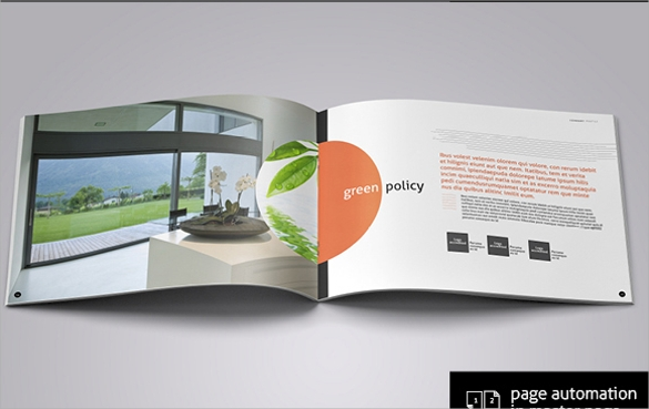 remarkable interior design brochure template